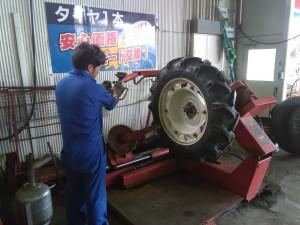農機具タイヤ